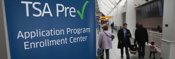 There's a way to travel easier: Dig into your wallet and pay for one of two security-clearance programs that is supposed to let you clear security in about five minutes, according to the TSA and U.S. Customs and Border Protection. One option is to apply for TSA PreCheck. If you only travel within the U.S., TSA PreCheck let's you get through the security line faster than waiting in the regular line. The other option, if you travel internationally is Global Entry.