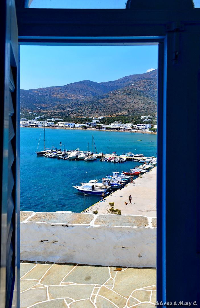 Photo Mania Greece: Καλοκαιρινές εικόνες Πλατύς Γιαλός Σίφνου 2013