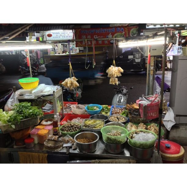 """Discovered by Theresa Chia """"Food hunting, street food, yummy & cheap."""" at Hat Yai, Thailand"""