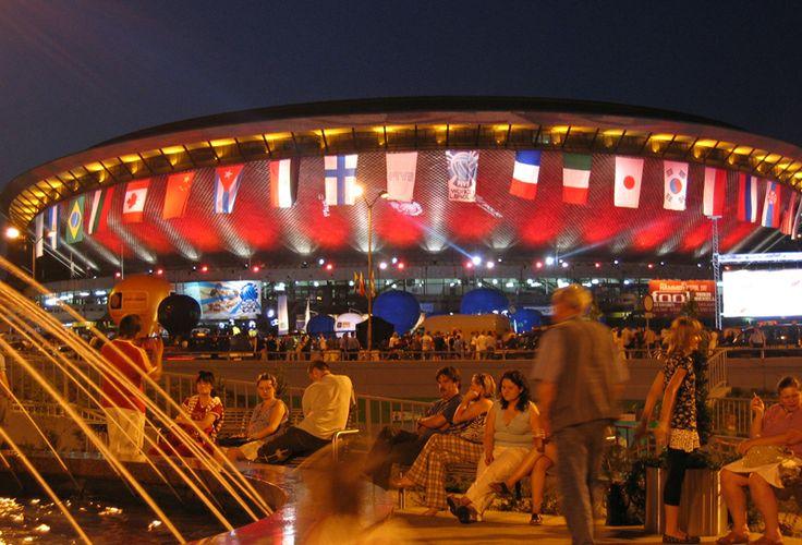 #UFO Arena