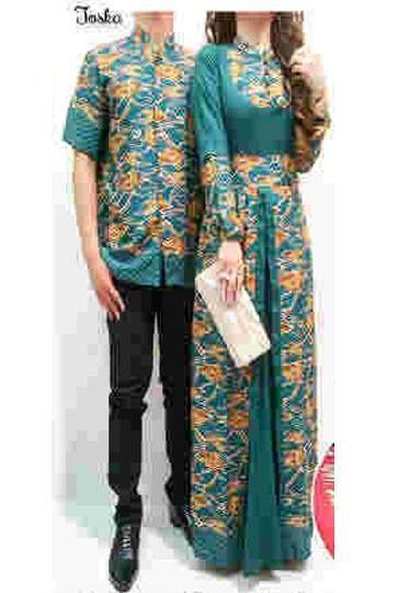 Awan Batik Couple Bahan Katun Batik Kombi Rayon Fit L     ( 3 warna : Maroon, Tosca, Merah )     Lebar dada/panjang wanita: cm, pria: cm     Harga : Rp. 175.500,-/pasang     Kode Produk / Product Code : CL2277