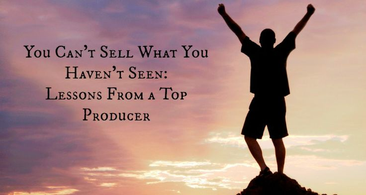 Find out what sets a top producer apart from the rest with these helpful tips and ideas shared by one of the best in the business! #Tips #HowTo #TopProducer
