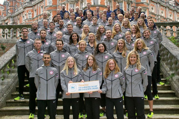 2012 Olympic Rowing Team - Do WORK!