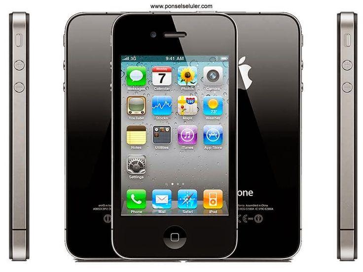 Iphone 4s Harga Dan Spesifikasi