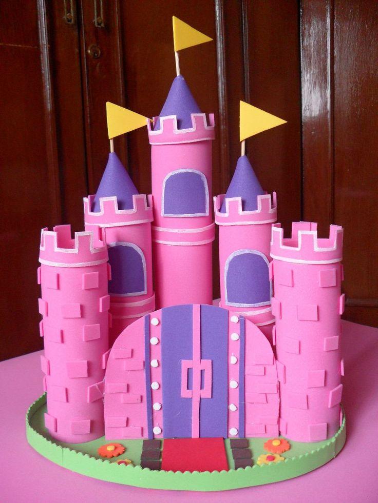 Pin Dulceros Fomi Castillos Princesa Varios Modelos Mlm 3965584411 ...