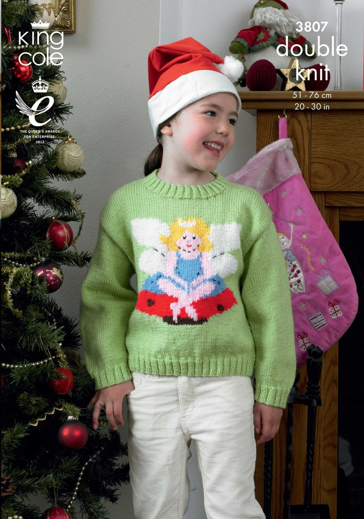 Knitting Patterns For Children s Christmas Jumpers : 1000+ images about Christmas Knitting & Crochet Patterns on Pinterest