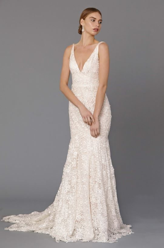 Mariana Hardwick Jasmine Blush Available exclusively at Penrith Bridal Centre