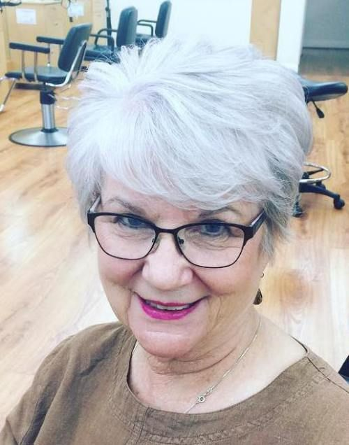styles for grey hair pictures 60 gorgeous gray hair styles grey hairstyle gray hair 4682