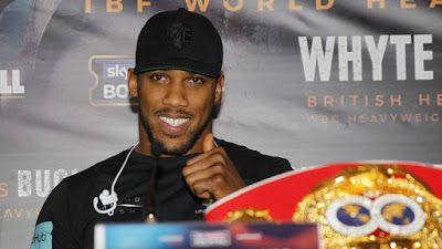 I Was Floored In Sparring Says Anthony Joshua     Anthony Joshua has admitted that David Price did floor him ina sparring session back in 2010. Joshua defends his IBF world heavyweighttitle on December 10on Sky Sports Box Officeagainst Eric Molina rather thanPrice who claimed he knocked him out in what wasprobably the worst kept secret in boxing until now. He said Yes he dropped me in sparring and I continued training and that's why I am here now In a sense you have to look at these things…