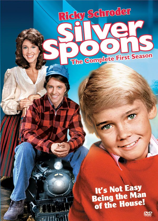 Silver Spoons - I used to dream about have a train in the middle of my house because of this show
