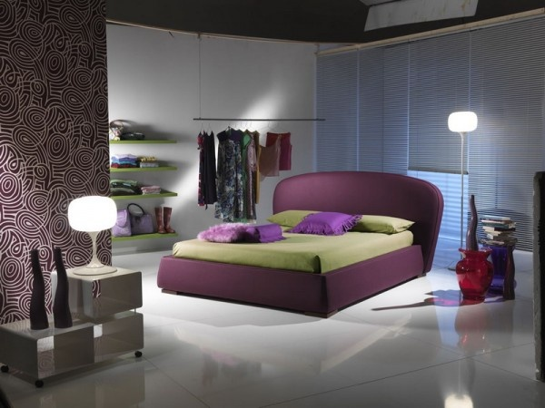 Bedroom Ideas Purple And Green 111 best green & purple images on pinterest | spaces, live and colors