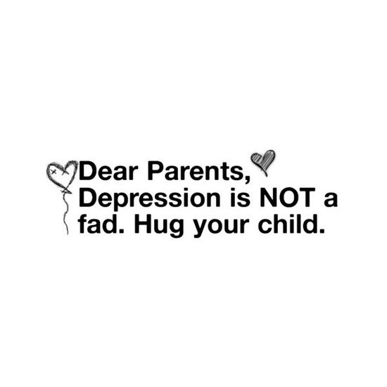 Suicide Quotes For Teen Girls: Best 25+ Teenage Depression Ideas On Pinterest