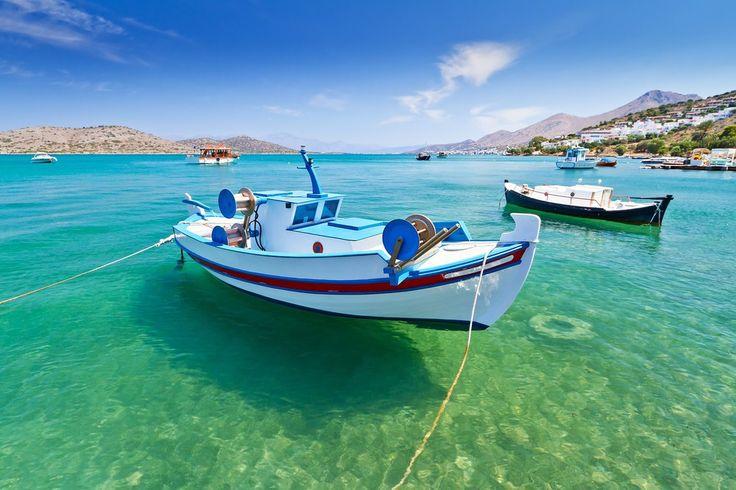 PRIX FOUS – 8 jours en Crète pour seulement 168 € p.p avec hôtel 3* très bien noté et vols A/R inclus !!! #greece #grece #crete #voyage #travel #sea #placetogo