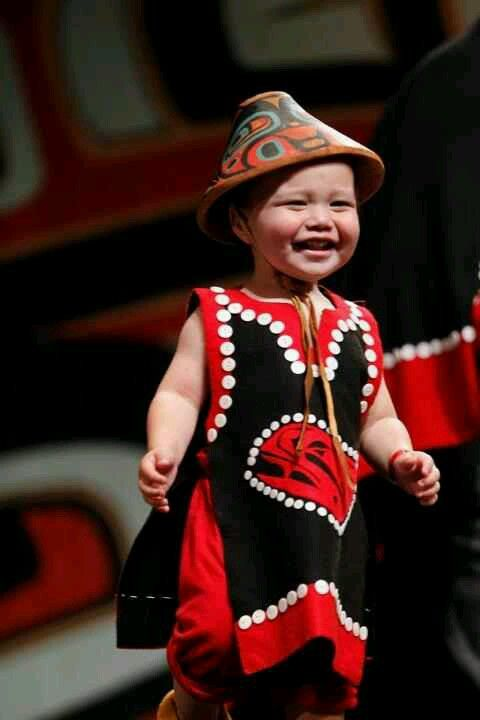 Precious Alaskan child