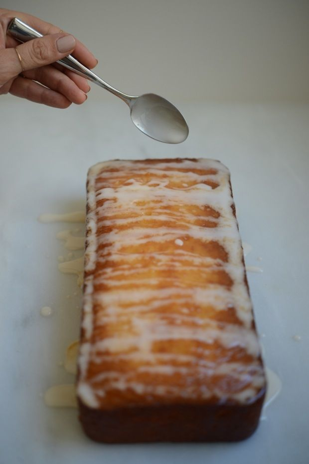 Grapefruit Cake. I am not a fan of grapefruit, but something tells me I may like this!