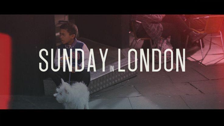 Sunday in London.   Short film by Neels Castillon (http://n...