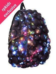 MadPax Bubble Backpack -Galaxy Warp Speed - Full Pack CANADA Free Shipping at RockprettyKids.ca