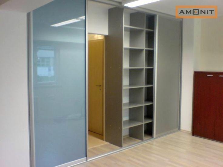 Vyrábíme nábytek na vaše přání. Jak se vám líbí tento nápad? www.amonit.cz