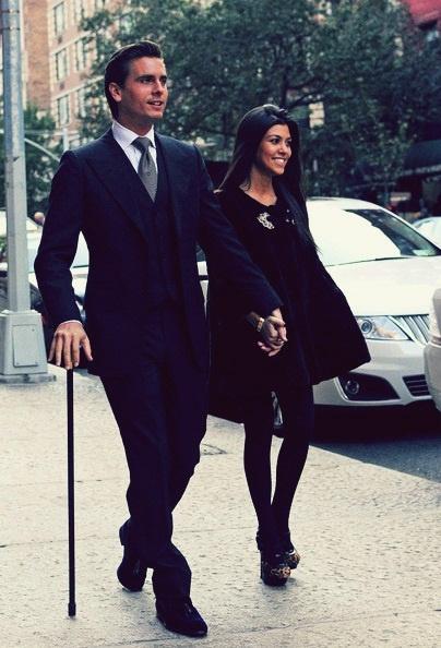 Scott + Kourtney. Always loved their fashion