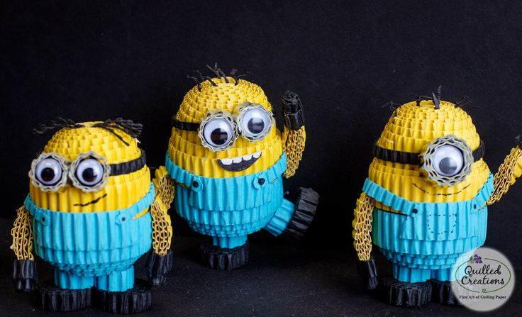 Quilled Minions