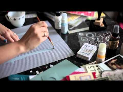 everyday art adventures, ah-mazing video. (test of the video pinning feature).