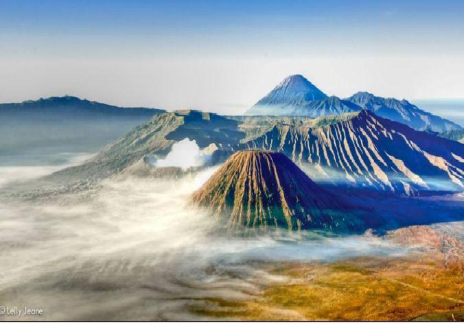BROMO EAST JAVA   #Indonesia