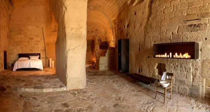 Le Grotte della Civita, Matera, Italien www.destly.com