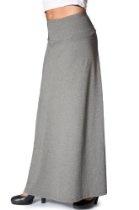 Alki'i High Waist Full/Ankle Length wear-to-work long skirt - 4 colors