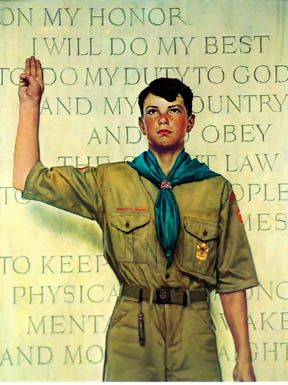 All acts are not equal. Moral acts are superior to immoral acts. Virtue is superior to vice. Truth is superior to falsehood. All of which are implied in the Boy Scout pledge—which is why it is under attack by the Post.