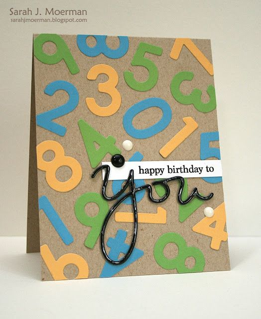 78+ Images About Happy Birthday Cards On Pinterest