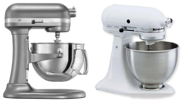 The Professional vs Classic Kitchen Aid Stand Mixer. Starting at $189.99! http://Kitchenaid-stand-mixer.2014bestdealsonline.com/