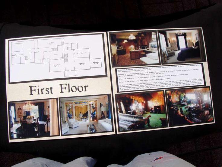 Elvis' Graceland - First Floor Left & Right