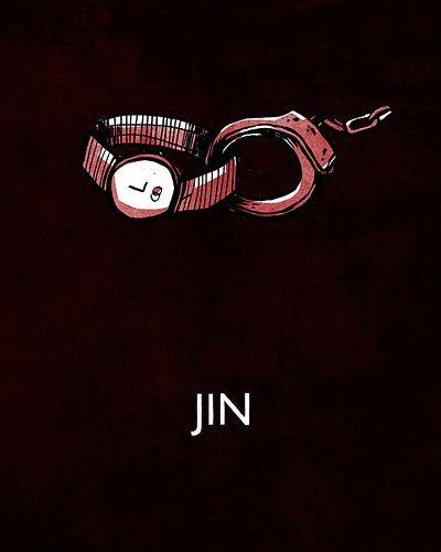 Jin's watch- LOST