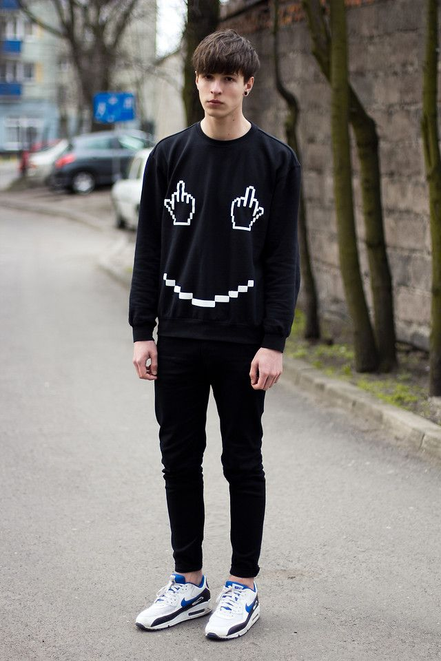 38 best black/white sweatshirts images on Pinterest | Sweat shirt ...