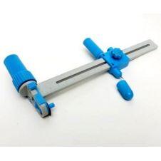 Cortador rotativo compasso - para tecido - RMC-18 - 20x8,5cm - FFU004-cortador | Ferramentas e Utensílios - Feltro | 19,50€