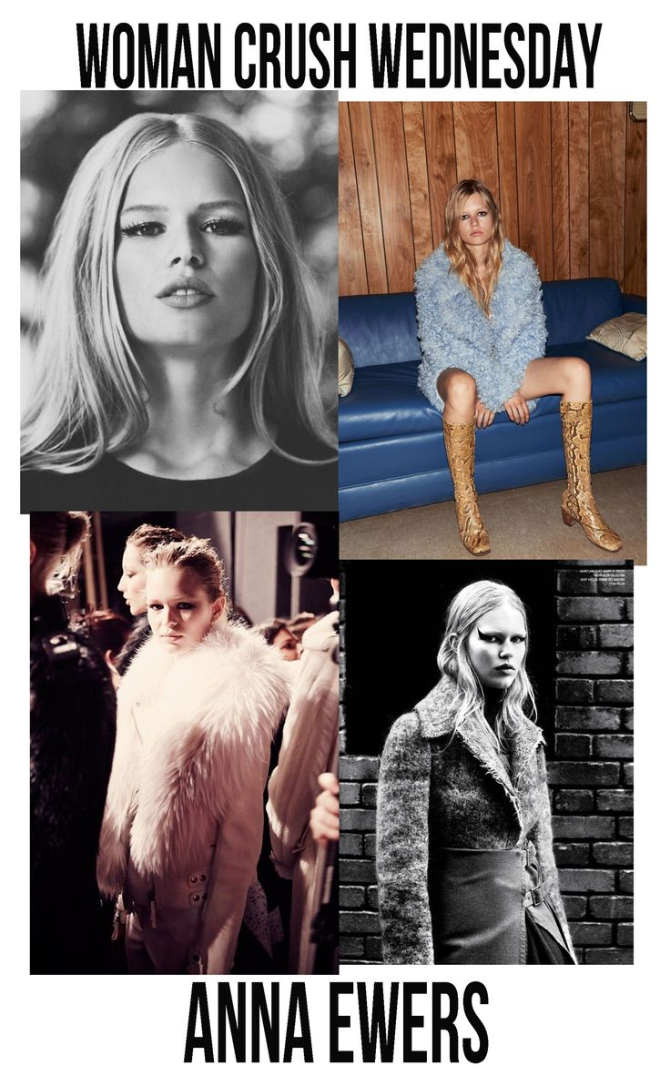#annaewers #wcw #model