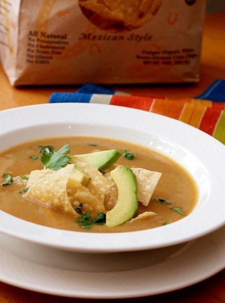 Chicken Tortilla Soup (Inspired by Tommy Bahama's)