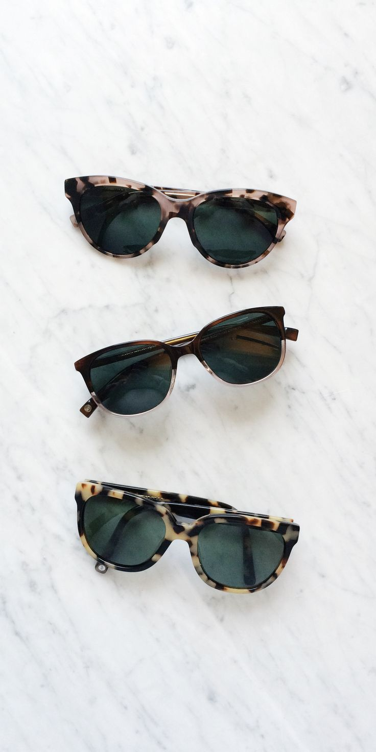 Sunglasses are a must for the season ahead. Shop Warby Parker's full collection >