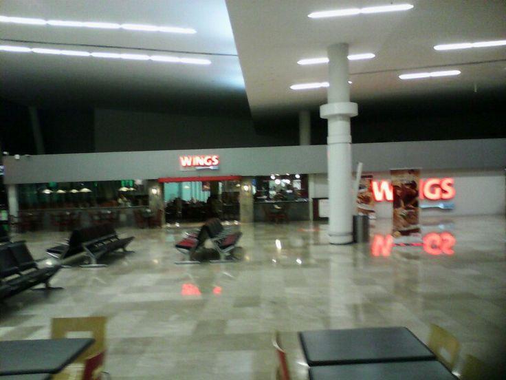 WIngs Aeropuerto De Guadalajara