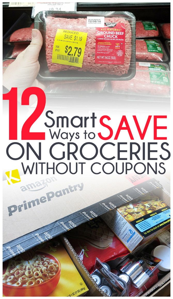 12 Smart Ways to Save on Groceries Without Coupons