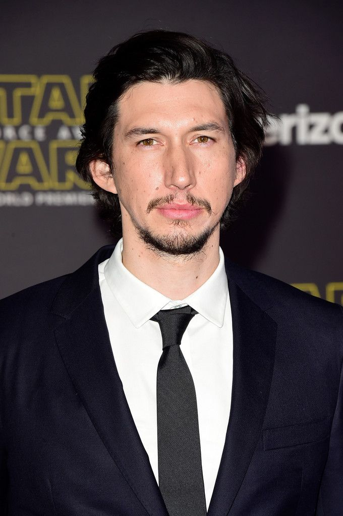 "Adam Driver(San Diego,California,USA)  Height: 6' 2½"" (1.89 m)"