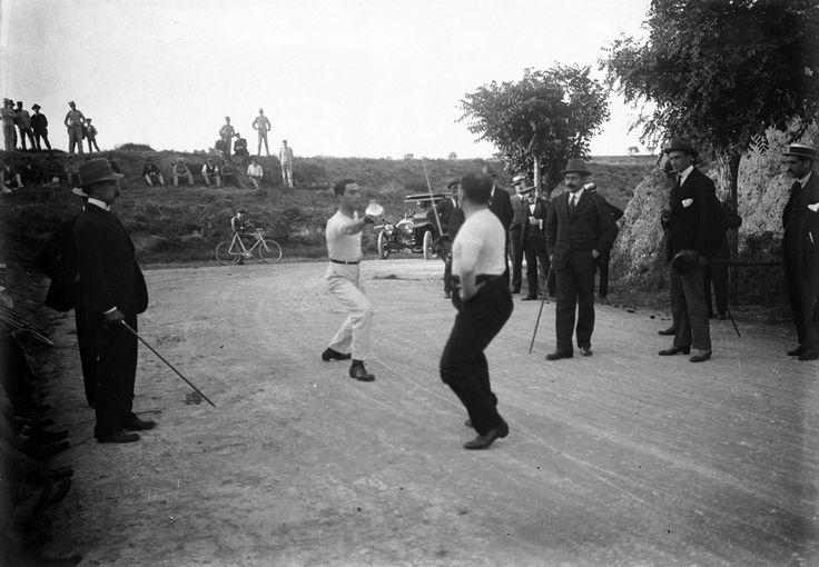 1915 - Duelo na Estrada da Ameixoeira