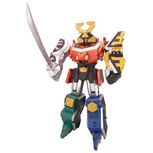 Zach had to have EVERY Megazord that came out back then.  He finally sold some in a yard sale....  something he will one day regret.