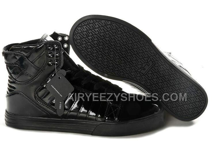 cheaper e8258 08809 ... Cheap Supra Skytop All Black Mens Shoes, Price - Air Jordan Shoes, ...