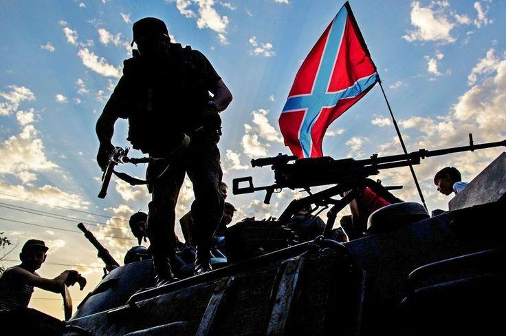 100%™ Novorossian Army. Antifa