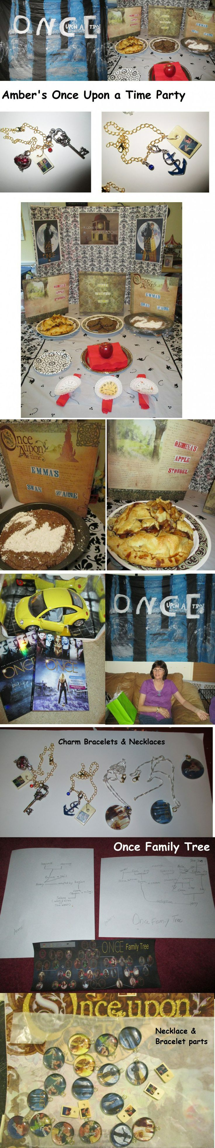 Mom and I celebrate as we watch ABC's Once Upon a Time season 3 finale. Come join our Once party! We've got food and fun! On Amber Dover's blog