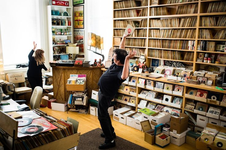 Norton Records, a New York City based independent record label founded by musicians Miriam Linna and Billy Miller, maintains a focus on primitive, retro rock'n'roll, rockabilly, garage punk, garage rock, lounge music and early R&B.
