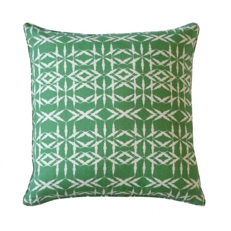 Teton: Stem, 18x18 Pillowcase