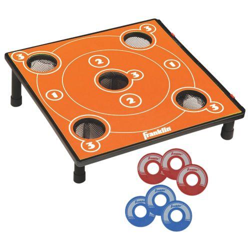 Franklin 5-Hole Washer Game Set - Orange/Red/Blue   - Online Only
