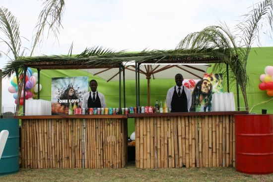 | Jamaican Theme | Beach Bar |